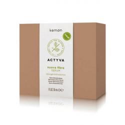 Kemon Actyva Nuova Fibra Serum 12 x 30 ml siero ricostruttore Kemon - 1