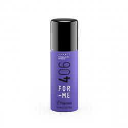 Framesi For me Finish 406 Hold&Brush Me Hairspray 75 ml lacca fissaggio forte