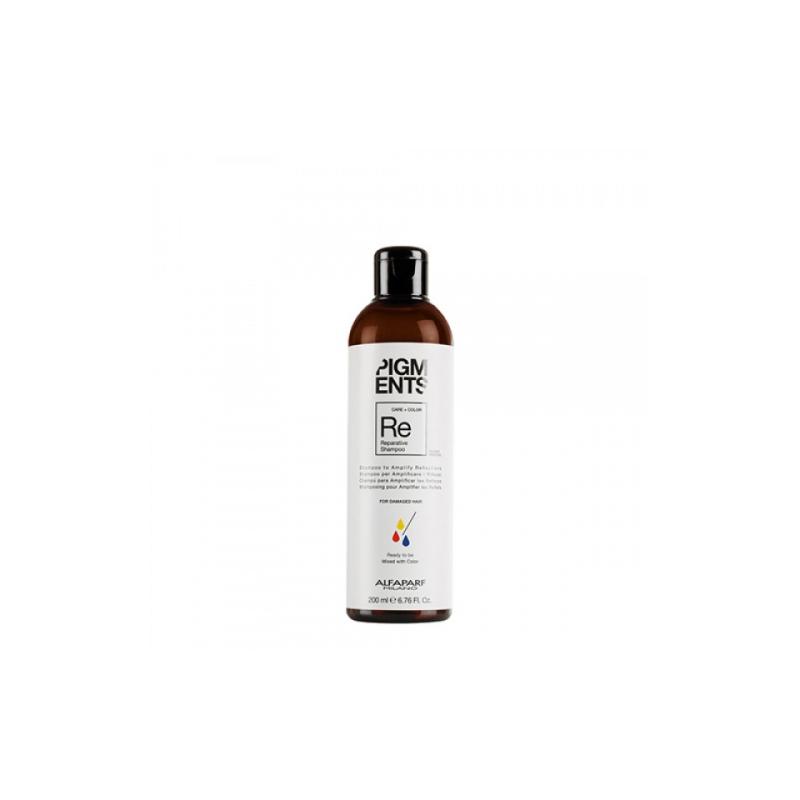 Alfaparf Pigments Reparative Shampoo 200 ml