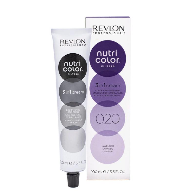 Revlon Professional nutri color creme tubo 100 ml 002 lavanda