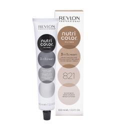 Revlon Professional Nutri Color Creme 821 Beige Argento 100ml Revlon Professional - 1