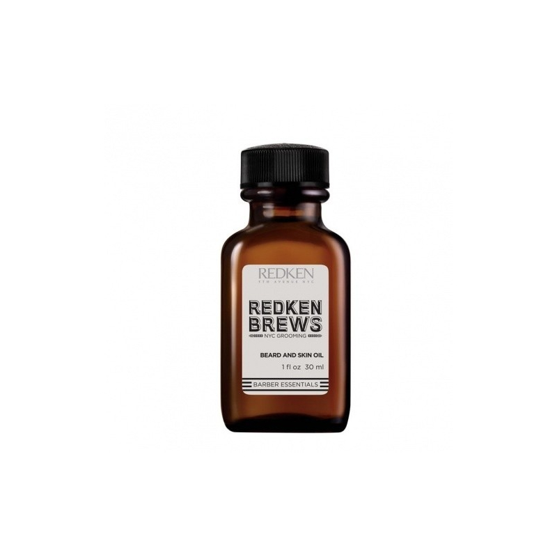 Redken Brews Beard and skin oil