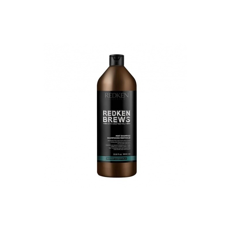 Redken Brews mint shampoo 1000 ml