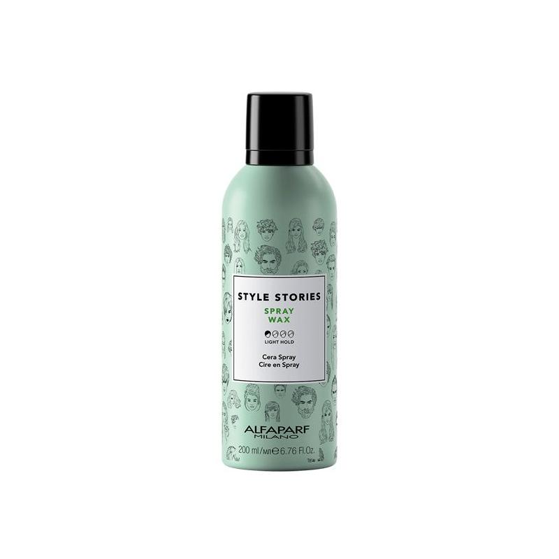 Alfaparf Style stories Spray Wax 200ml cera spray