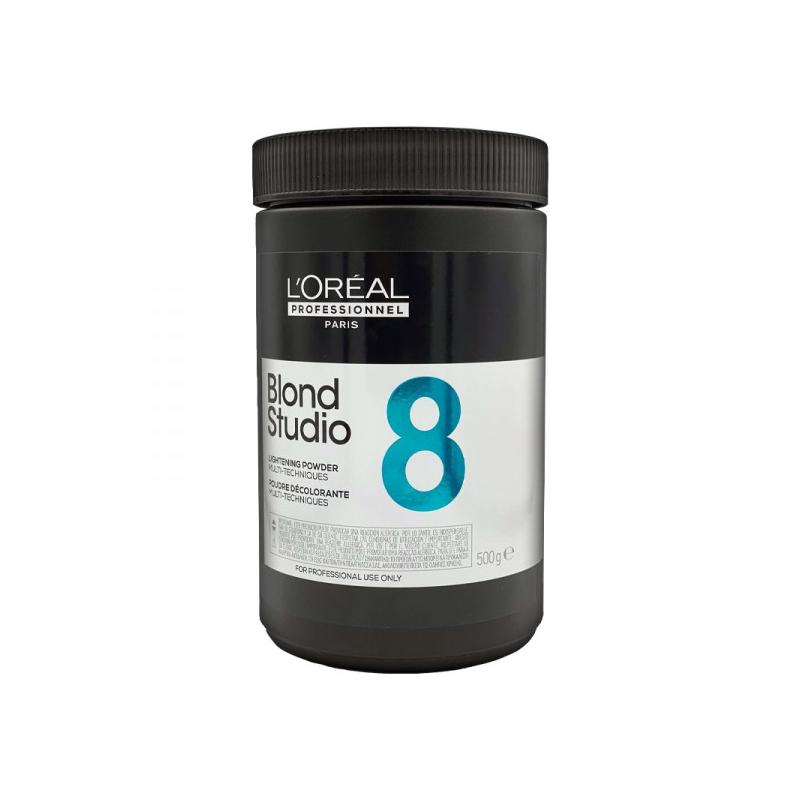 L'oreal Professionnel Blond Studio 8 Multi-tecniques Lightening Powder 500gr