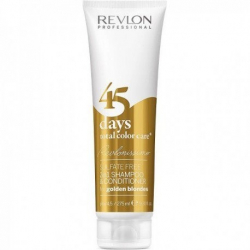 Revlon professional 2 in 1 shampo & conditioner 45 days golden blondes Revlon Professional - 1