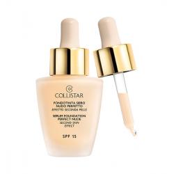 Collistar fondotinta siero nudo perfetto SPF 15 - 30ml Collistar - 1