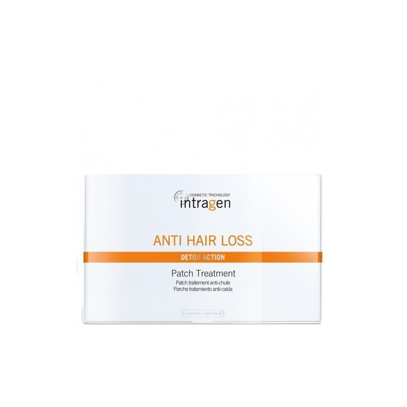 Revlon professional Intragen anti hair loss patch treatment (30 cerotti)
