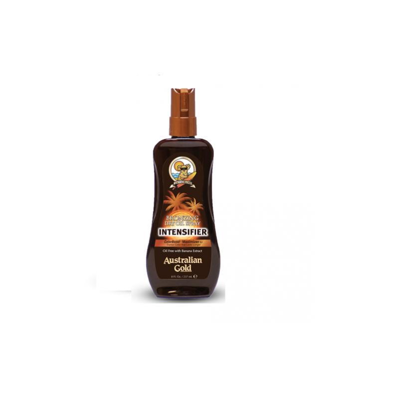 Australian Gold Brozing dry oil intensificatore spray 250 ml
