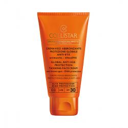 Collistar crema viso abbrozzante protezione globale anti-età spf 30 Collistar - 1