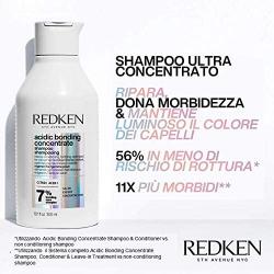 Redken acidic bonding concentrate shampoo 300ml Redken - 2