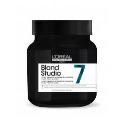 L'oreal Professionnel Blond Studio platinium plus pasta 500g. L'oreal Professionnel - 1