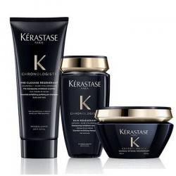 Kerastase Chronologiste Kit  Bain + masque + Pre-cleanse kerastase - 1