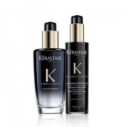 Kerastase Chronologiste Kit Huile de parfum + thermique regenerant kerastase - 1