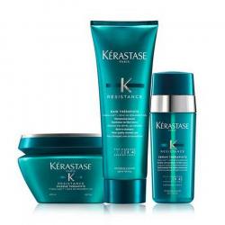 Kerastase Resistance Kit therapiste bain + masque + serum kerastase - 1