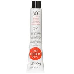 Revoln Professional nutri color creme tubo 100 ml 600 rosso fuoco