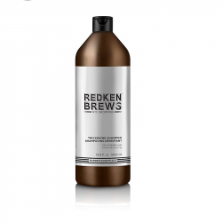 Redken Brews Thickening Shampoo 1000ml densificante