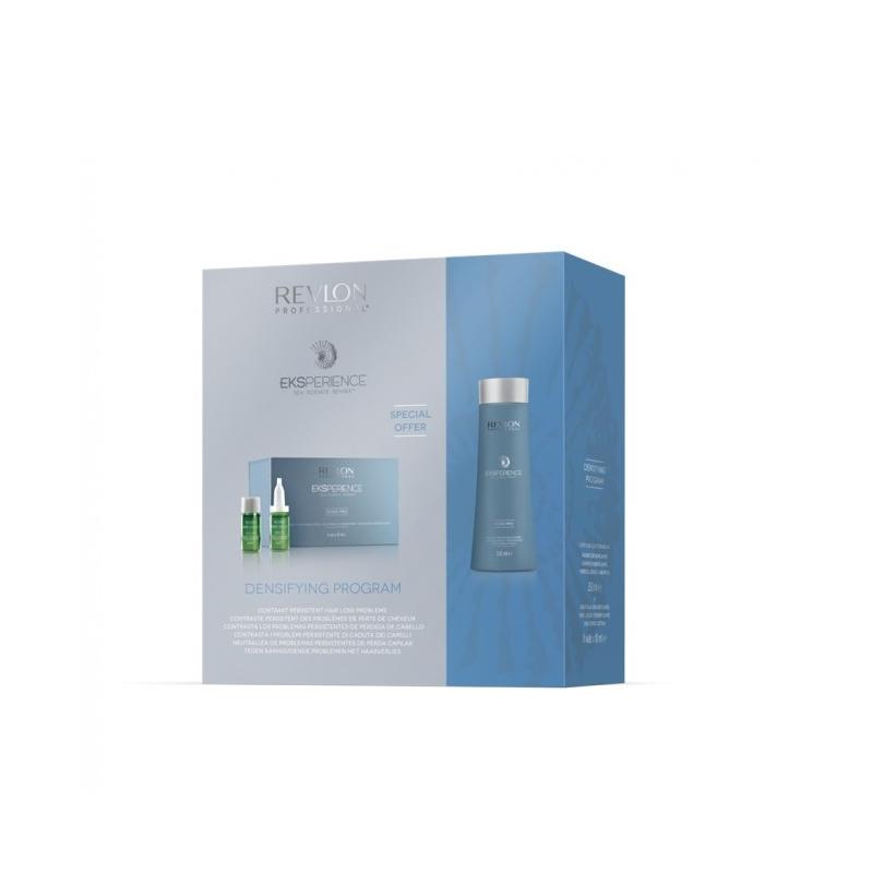 Revlon Eksperience Densi Pro kit densificante  fiale + shampoo