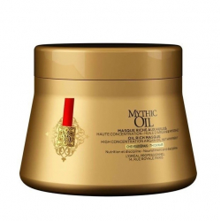 L'oreal Professionnel Mythic Oil maschera nutriente per capelli grossi 200 ml