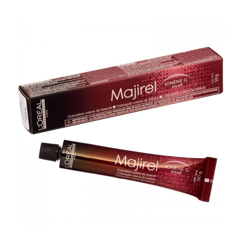 L'oreal Majirel tubo 50 ml scegli la nuance 1 Nero