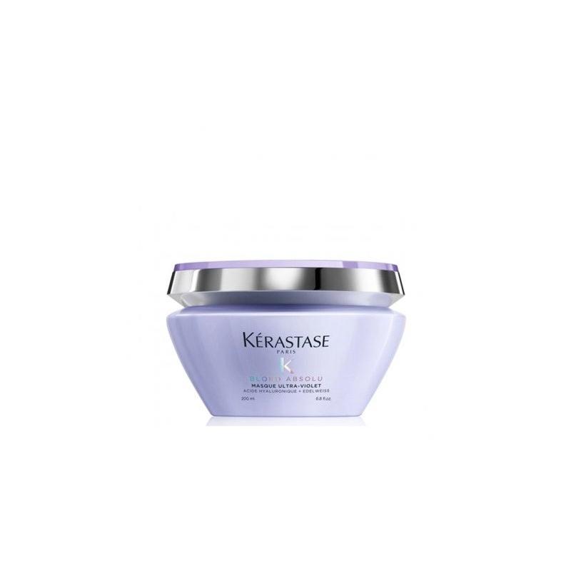 Keratase Blond Absolu Masque Ultra Violet 200 ml