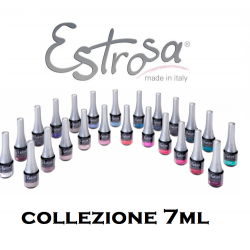 Estrosa smalto gel semipermanente 7 ml scegli la nuance 7505 base smalto