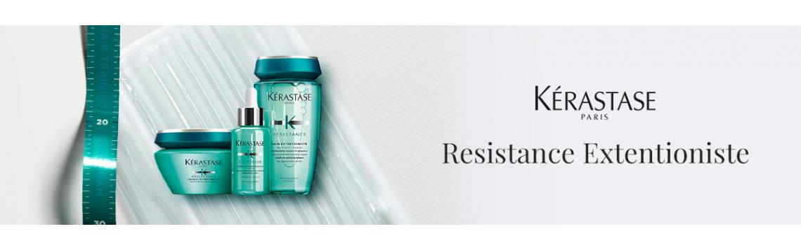 EXTENTIONISTEIl primo trattamento di Kérastase per capelli più lunghi. Capelli dall'aspetto sano e forte dalle radici alle punte