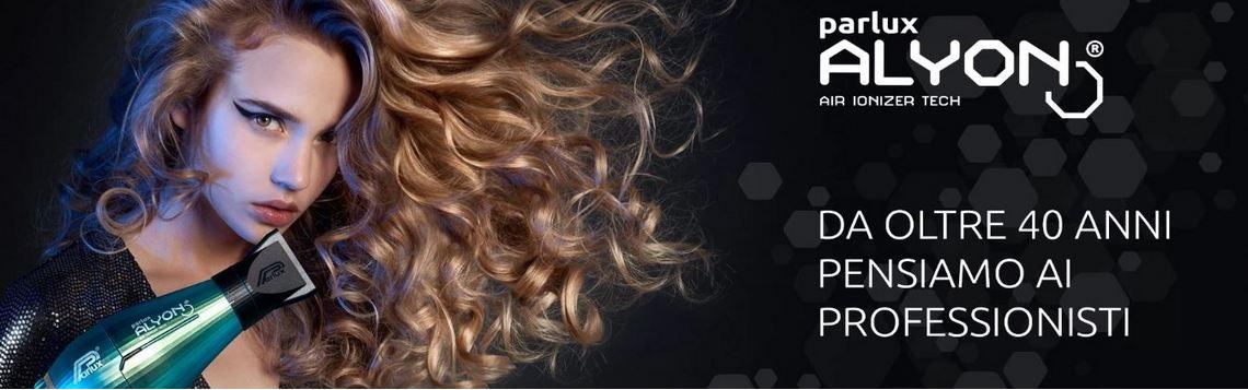 Asciugacapelli professionali Parlux acquista online da rivenditore autorizzato