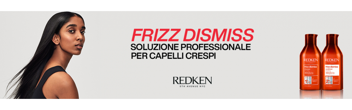Redken Frizz dismiss per capelli crespi